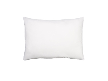 Ball Fiber Sleeper Ranforce Baby Pillow 35 x 45 cm - White / 100% Cotton