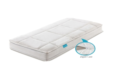 Premium Baby Bed Mattress (Thickness: 10 cm) - White