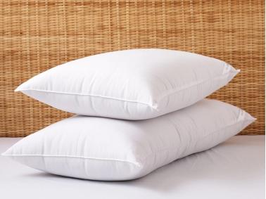 Silicone Pillow 800 gr 50 x 70 cm - White