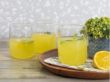 Sare Cam 3 Pieces Soft Drink Cup 270 Ml - Transparent