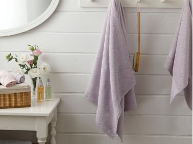 Pure Basic 70 x 140 Cm - Lilac