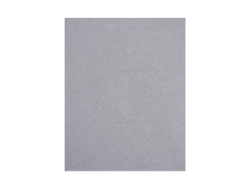 Fitted Sheet King Size: 180 x 200 + 30 cm - Grey