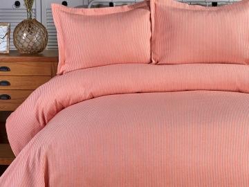 3 Pieces Lexus Double Bedspread Set 230 x 240 cm - Pink