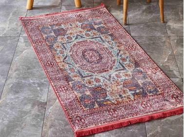 Gordion Seal Carpet 80 x 150 cm - Red
