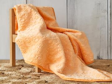 Candy Baby Embody Blanket 100 x 120 cm - Orange